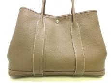 HERMES(エルメス)のガーデンパーティネゴンダPMのハンドバッグ