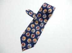 キースへリングのネクタイ