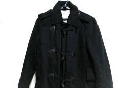 カミングスーンのコート