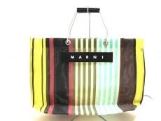 MARNI(マルニ)マルニマーケットショッピングバッグ 買取実績