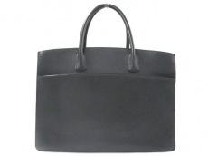 HERMES(エルメス)のホワイトバスGMのハンドバッグ