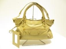 BALENCIAGA(バレンシアガ)のジャイアントファーストのハンドバッグ