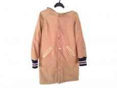 スクーカムのコート