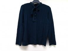 ROCHAS(ロシャス) 長袖セーター サイズ13+ S レディース ネイビー