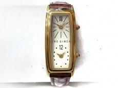 THE GINZA(ザ ギンザ)の腕時計