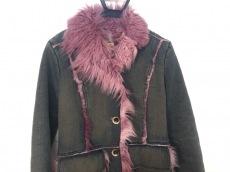 ビスコットのコート