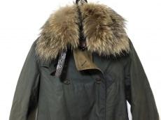 マクティグのコート
