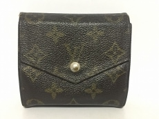LOUIS VUITTON(ルイヴィトン)の旧型Wホック財布