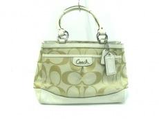 COACH(コーチ)のパークシグネチャーハンドバッグのハンドバッグ