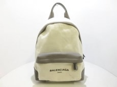 BALENCIAGA(バレンシアガ)のネイビーバックパック