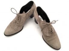 ベロファットのブーツ