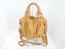 Linea pelle(リネアペレ)のハンドバッグ