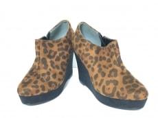 インデックスのブーツ