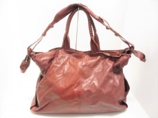コーネリアンタウラスのハンドバッグ