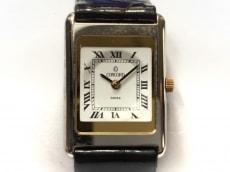 コンコルドの腕時計