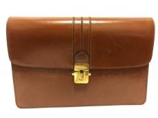 ベルトラミのセカンドバッグ