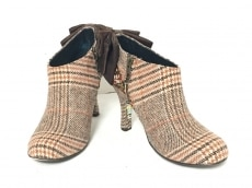 イレギュラーチョイスのブーツ