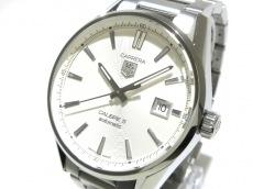 TAG Heuer(タグホイヤー) カレラ キャリバー5/WAR211B-4 腕時計 買取実績