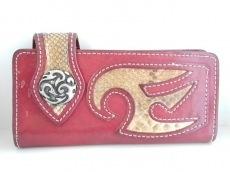 291295オムの長財布