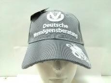 ミハエルシューマッハの帽子