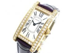 Cartier(カルティエ) 腕時計 タンクアメリカンSM WB707931