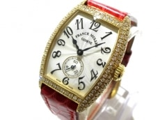 FRANCK MULLER(フランクミュラー) トノーカーベックス/1750S6D 腕時計 買取実績