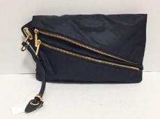ナミハシバのクラッチバッグ