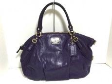 COACH(コーチ)のマディソン レザー ラージ ソフィアのハンドバッグ