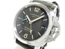 PANERAI(パネライ) ルミノール1950 3デイズGMT 42mm/PAM01535 腕時計 買取実績