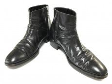 フローシャイムのブーツ