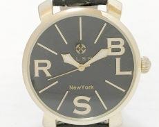 ニューヨーカーの腕時計