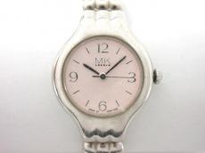 ミチコロンドンの腕時計