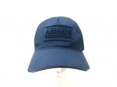 ARMANICOLLEZIONI(アルマーニコレッツォーニ)の帽子