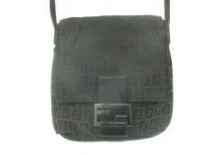 FENDI(フェンディ)のズッキーノカムセポシェットのショルダーバッグ
