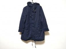 クチュールブローチのコート