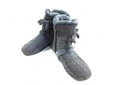 ドクターショールのブーツ