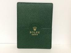 ロレックスのカードケース