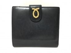 ロウナーのWホック財布