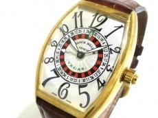 FRANCK MULLER(フランクミュラー) ヴェガス/5850VEGAS 腕時計 買取実績