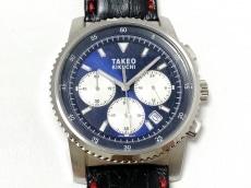 the best attitude c8292 2c500 TAKEOKIKUCHI(タケオキクチ) 腕時計 の買取実績【ブランディア】