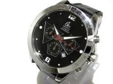 ジェイコブの腕時計