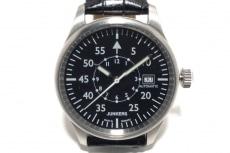 ユンカースの腕時計