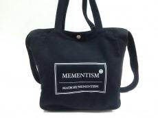 メメントイズムのトートバッグ