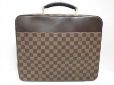 LOUIS VUITTON(ルイヴィトン)のポルト オルディナトゥール・サバナのビジネスバッグ