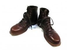 ウルヴァリンのブーツ
