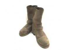 ゴールデンレトリバーのブーツ
