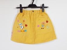 ミニKのスカート