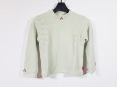 ミニKのセーター
