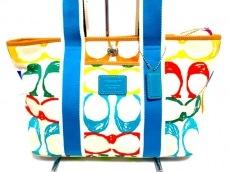 COACH(コーチ)のパンプトンズウィークエンドスクリブルトートのトートバッグ