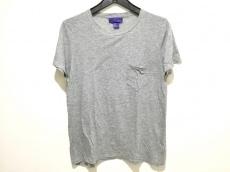 エイチアンドエム×ジミーチュウのTシャツ